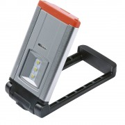 LED-Taschenleuchte mit robustem Aluminiumgehäuse wiederaufladbar