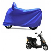 Kaaz Full Blue Two Wheeler Cover For Electric E- Sprint