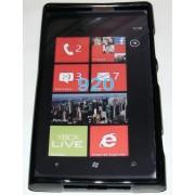 Силиконов гръб ТПУ за Nokia Lumia 920 Черен