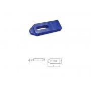 [ 2823F ] - Sicutool - Elemento verniciato semplice con punta sottile per fissaggio