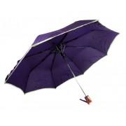 New Berry UNISEX vystřelovací deštník fialový A-018
