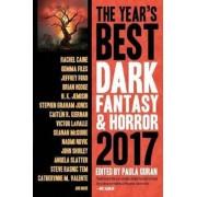The Year's Best Dark Fantasy & Horror 2017 Edition, Paperback