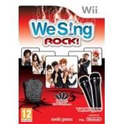 We Sing Rock Bundle (With 2 Mic) Nintendo Wii