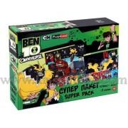 """Детска занимателна игра - """"Бен 10 Супер пакет"""" от Play Land"""
