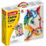 Joc creativ Fanta Color Quercetti creatie imagini mozaic 300 piese