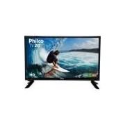 TV LED 20 Philco HD Conversor Digital PTV20 HDMI USB -