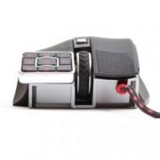 Мишка A4tech Bloody Commander ML-16, оптична(8 200 dpi), черна, USB, гейминг, Omron switch, 17 програмируеми бутона