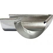 Coltar metalic de interior/exterior Bravo Ø 150/90 mm zincat