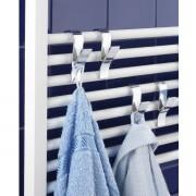 La Redoute Interieurs 4er-Pack Handtuchhaken für Heizkörper