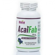 Zenith Nutritions AcaiFab - 250mg 120 Capsules