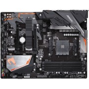 Placa de Baza Gigabyte B450 Aorus Elite, AM4, DDR4