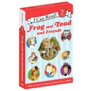 Frog and Toad and Friends Box Set, Paperback