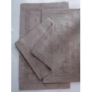 Cawö Badematte, ca. 70x120cm Cawö grau Wohnen grau