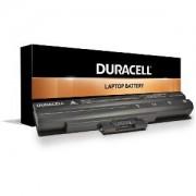 Duracell Batterie Vaio VGN-FW145EW (Sony)