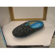 Gelateria International Calzatura Da Casa Gelato Soft Con Plantare In Gel Melange/light Blue 39/40 1 Paio