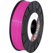 3D nyomtató szál Innofil 3D FL45-2020A050 Rugalmas nyomtatószál 1.75 mm Rózsaszín 500 g (1417328)