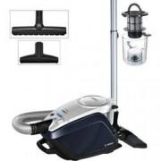Bosch Haushalt Vysavač Bosch Haushalt BGS5A300 Relaxx'x ProSilence Plus, 700 W, stříbrná, námořnická modrá
