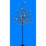 LED-es, virágzó cseresznyefa dekoráció, 320 WW LED