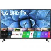 Televizor LED LG 55UN74003LB, 4K, 139 cm, Procesor Quad Core, Smart TV, CI+, Bluetooth, Wi-Fi, Clasa energetica A, Negru