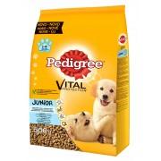 Суха храна за кучета Pedigree Junior за средни породи 500 г