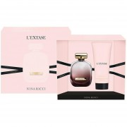 L'extase For Woman Nina Ricci Eau de Parfum 80 ml + Body Lotion