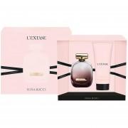 L'extase For Woman Nina Ricci Eau de Parfum 80 ml + Body Lotion
