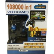only 4 you Video Game Gaming Console Arcade 108000 in 1 Video games