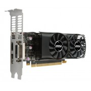 MSI VGA GEFORCE GTX 1050 TI 4GT LP PCI-E DVI HDMI ATX DUAL FAN LOW PROFILE