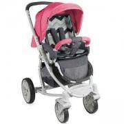 Детска комбинирана количка Lorelli S700 Grey&Rose 2016, 10020941616