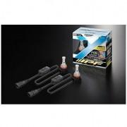 IPF H8 / H9 / H11 / H16 / H27 6500K 12W LED konverteringskit 12V