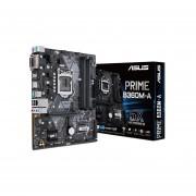 T. Madre ASUS PRIME B360M-A, Chipset Intel B360, Soporta, Intel Core i7 / i5 / i3 de 8va Gen., Socket 1151, Memoria, DDR4 2666/2400/2133 MHz, 64GB Max, Integrado, Audio HD, Red, USB 3.1 y SATA 3.0, M.2, Micro-ATX, Ptos, 3xPCIEx16