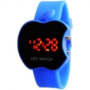 Mr Fashion -AppleBlue-led13 Digital Watch - For Women