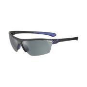 CEBE Ochelari de soare sport barbati Cebe CINETIK MATT BLACK ROYAL BLUE 1500 GREY + CLEAR + YELLOW