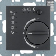 BERKER - 75441185 - S.1/B.x - termóstato bp rotat., antrc mt 25