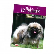 "Artemis Livre ""Pekinois"" Collection Pet Book"