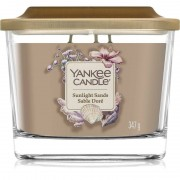 Yankee Candle Elevation Sunlight Sands vonná svíčka 347 g