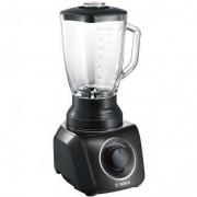 Bosch MMB43G2B 700 Watt Liquidiser Grinder Glass Jug - Black