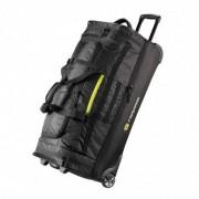Caribee Bolsa de viaje con ruedas scarecrow dx 100l black
