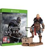 Assassins Creed Valhalla - Ultimate Edition - Xbox One + Eivor figura