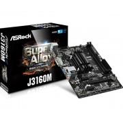 ASRock J3160M NA (CPU integrato) Micro ATX scheda madre