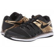 Nike Air Zoom Vapor X BlackBlackMetallic GoldWhite