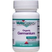 Germanium Organic - Germanio Orgánico 150 Mg 50 Cápsulas