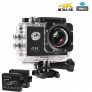 CP Bigbasket 4K WIFI Sports Action Camera Ultra HD Waterproof DV Camcorder 12MP 170 Degree Wide Angle