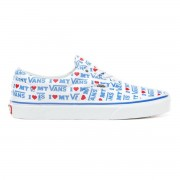 Vans Chaussures I Heart Vans Era blanches