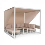 Blumfeldt Havanna Pavillon & Lounge-Set (GDW20-Havanna)