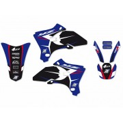 Blackbird kit adesivi Dream 4 Yamaha Yzf 250 2003 - 2005 Yamaha Yzf 450 2003 -