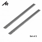 "HZ 3-1/4"" 82mm Portable Planer knife blades For MAKITA, BOSCH, DeWalt, BLACK&DECKER, Ryobi - Set of 2"