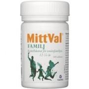 MittVal Familj 100 tabletter