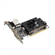 Gigabyte nVidia GeForce GT 710 2GB DDR3 PCIe Video Card 4K 3xDisplays HDMI DVI VGA Low Profile Fan ~GV-N710SL-2GL