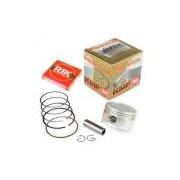 Pistão Kmp Premium Kit C/ Anéis Rik Honda Cbx250 Twister Xr250 Tornado 3,00mm / 76mm